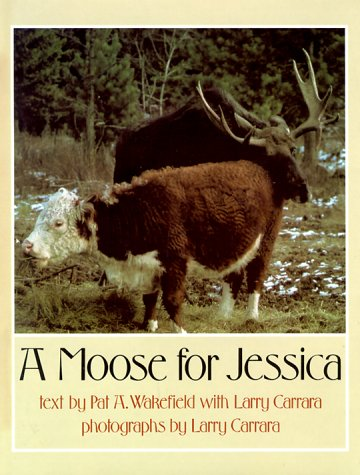 "Book ""AMoose For Jessica"""