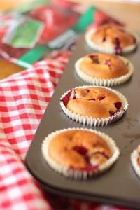 Cherry Nut Muffin Recipe