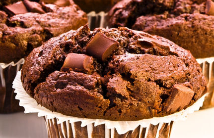 Chocolate Chip Muffin Recipe, Chocolate Muffin Recipe
