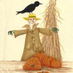 The Living Scarecrow – A Real Halloween #TrickOrSweet
