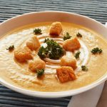 Creamy Butternut Squash Soup for a Souper Sunday Night Supper