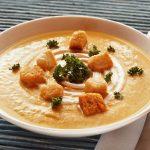 Butternut Acorn Buttercup Hubbard Pumpkin Squash Soup