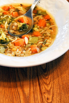 Veggie soup, how to make vegetable soup