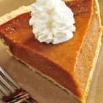 Pumpkin Pie Recipe revisited