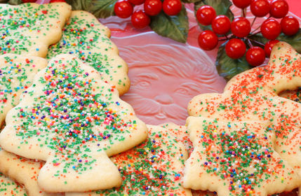 Sugar cookies with icing, sugar cookie recipe, christmas cookie recipe