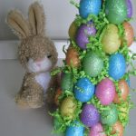 Make an easy Easter Egg Tree!