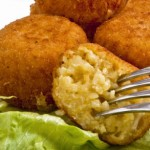 lemon rice croquette recipe