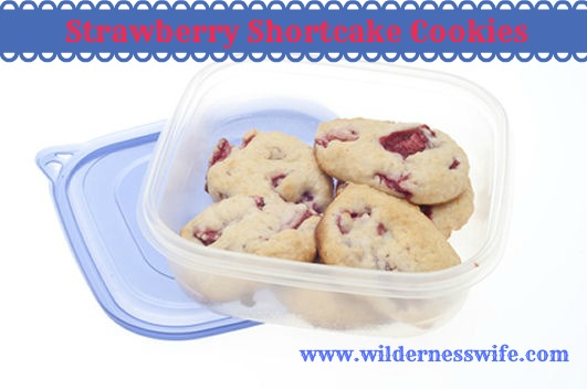Starwberry Shortckae recipe