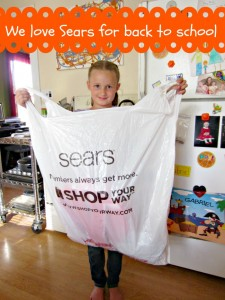 Back to School fashion at Sears, shop your way