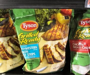 Southwestern Chicken Wrap Sandwich