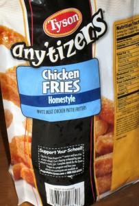 Tyson Chicken Fries