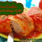 Slow Cooker Stuffed Cabbage Roll Recipe