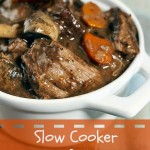 Slow Cooker Beef Stew – a warming solution for chilly days!