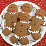 Soft Moist Gingerbread Cookies