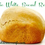 My KitchenAid Mixer & Basic White Bread Recipe