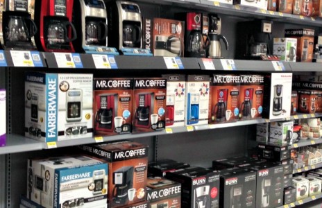 Walmart Supercenter, Mr. Coffee, Millstone coffee, brew, ho to brew coffee, the best coffee maker