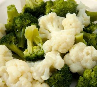 vegetables, broccoli florets, Cauliflower florets, how to grow broccoli, how to grow cauliflower, casseroles, vegetable casseroles, diches