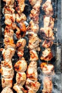 kebabs, grilling, meat kebabs, shish kebabss