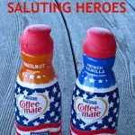 Nestle Coffee-mate Helps Me Say Thank You To My Heroes – #CMSalutingHeroes