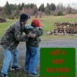 Cool Christmas gift for boys – a Daisy Red Ryder BB Gun
