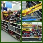 Walmart, Red Ryder BB Gun, Daisy BB Gun