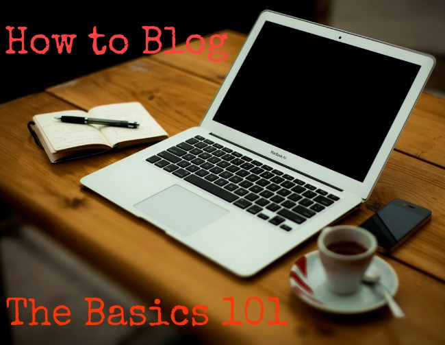 Learn How to blog : Blogging with your laptop computer, smartphone and point and shoot camera is easy and possible.