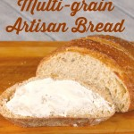 Slow Cooker Multigrain Artisan Bread Recipe