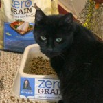 CJ meets Rachael Ray's #NutrishZeroGrain – Love at First Sniff!