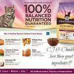 Cat Food That's Carefully Selected To Nourish and To Please #InspiredbyCrafted