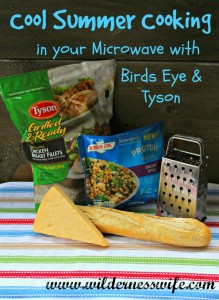 Summer microwave recipe, chicken microwave recipe
