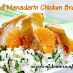 Baked Mandarin Chicken Breasts
