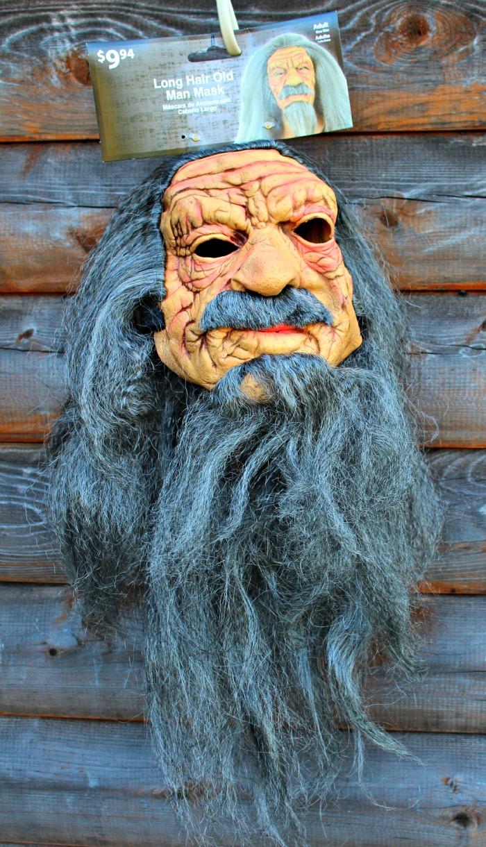 Halloween Post mask