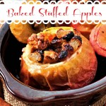 Stuffed Baked Apples Dessert Recipe