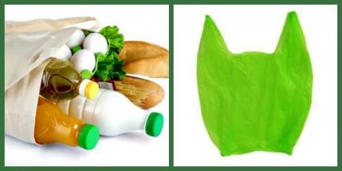 save, recycle, repurpose, plastic grocery bag