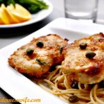 Chicken Piccata Recipe, Lemon Chicken Recipe, Lemon Caper Sauce Recipe