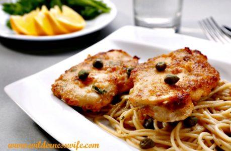 Chicken Piccata Recipe, Lemon Chicken Recipe, Lemon Caper Sauce Recipe