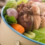 Beef stew, pork stew