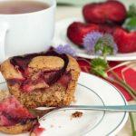 Fresh Plum Muffin, muffin recipe, how to make muffins