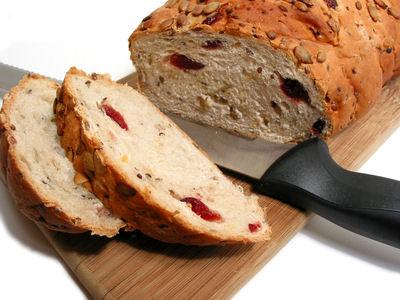 Holiday Yeast Bread, Thanksgiving Yeast Bread, Pumpkin Yeast Bread