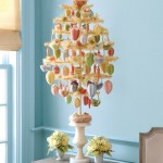 Easter Egg Tree by Martha Stewart