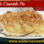Apple Pie recipe, apple crumble pie, apple recipe, pie recipe