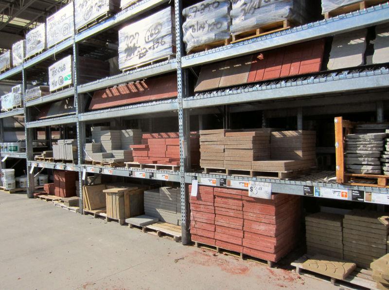 Home Depot Garden Club, Home Depot Garden Center, stone pavers, pavers, patio blocks,