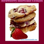 Strawberry Shortcake Cookie Recipe