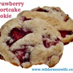 Strawberry Shortcake Cookie Recipe