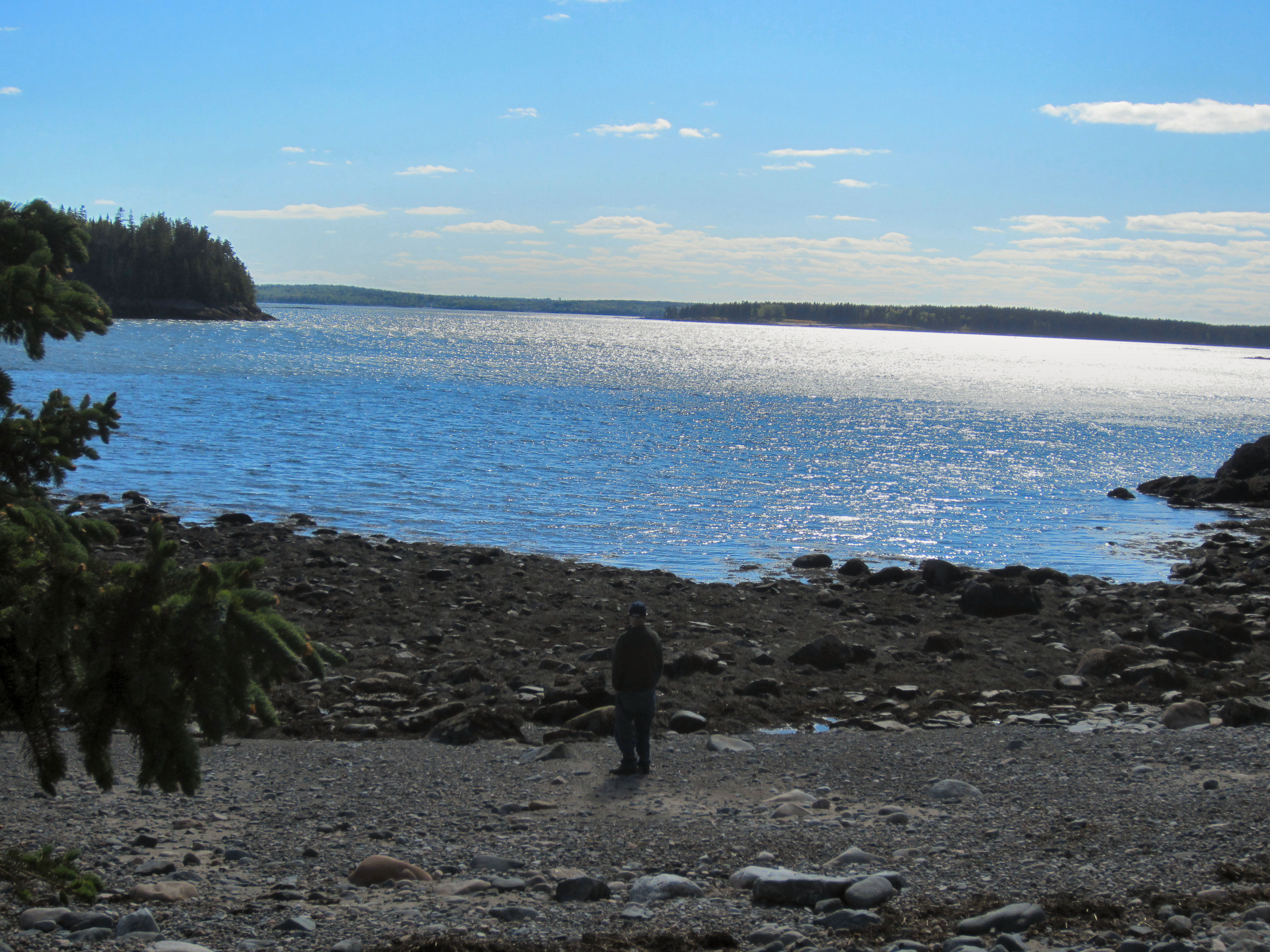 Downeast Maine, Maine Coast, Maine, Maine Beach