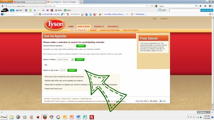 Tyson Chicken recipe, Chicken Wrap recipe
