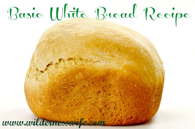 Beautiful loaf of white bread made using my KitchenAid mixer and the white bread recipe in the book that came with it.