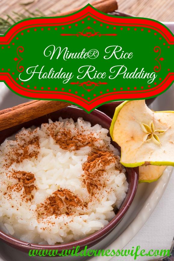 rice pudding, cranberry rice pudding, cinnamon rice pudding