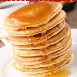 Basic fluffy pancake recipe