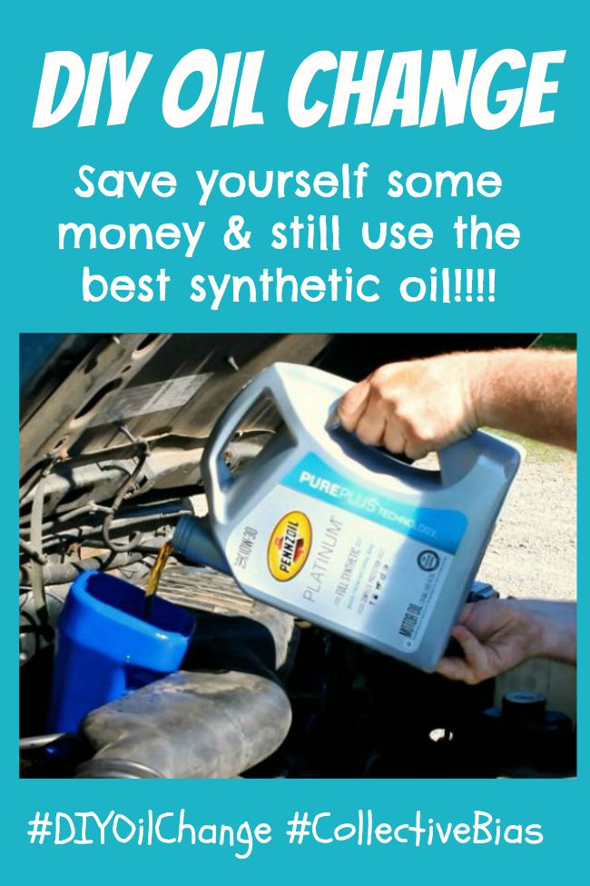 DIY car maintenance, DIY oil change, how to change your oil, Pennzoil Platinum